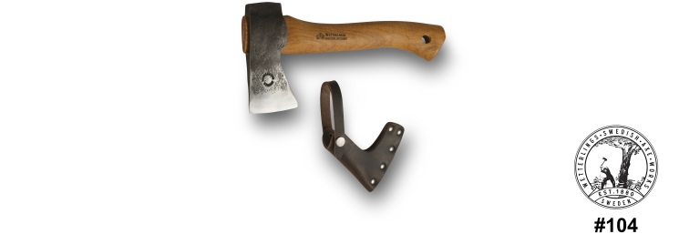 "Wetterlings - Compact Hatchet ""Buddy"""
