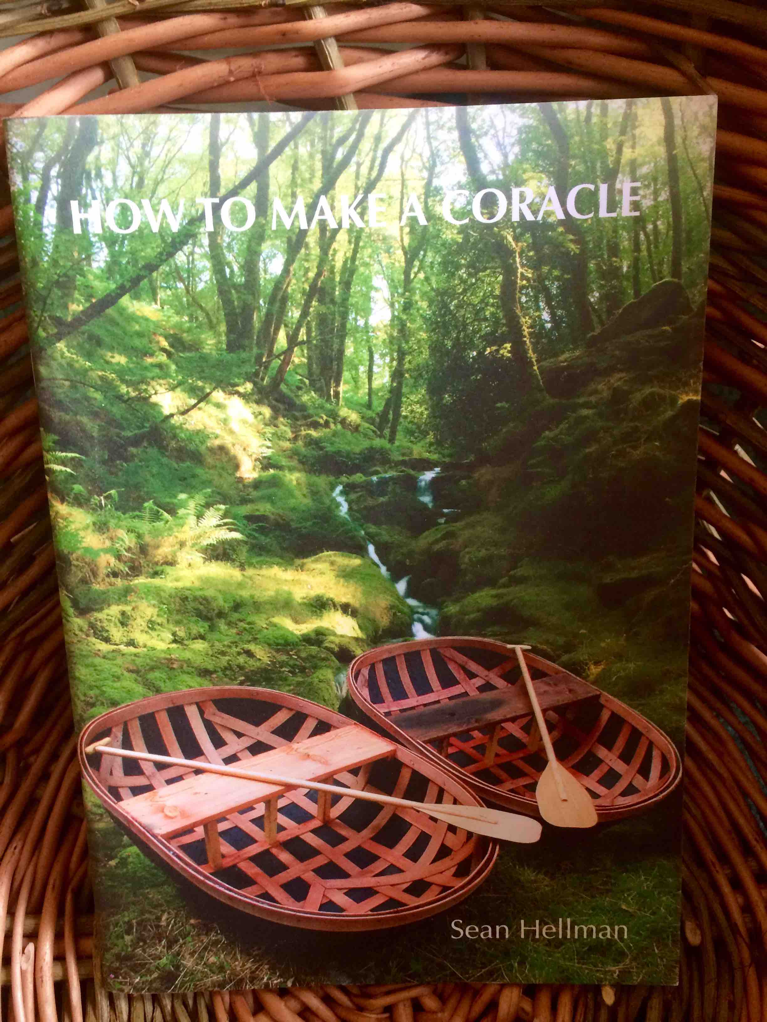 How to make a Coracle, Sean Hellman