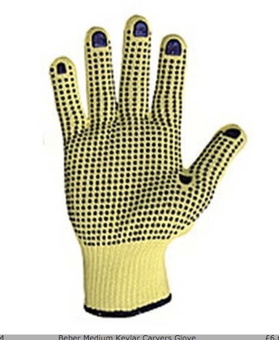 Beber Kevlar Carvers Glove - Small