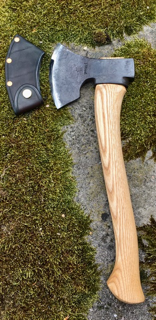 James Wood - Socketed Carving Axe