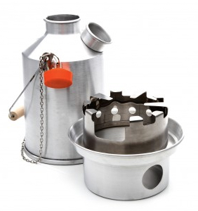 Kelly Kettle - Hobo Stove