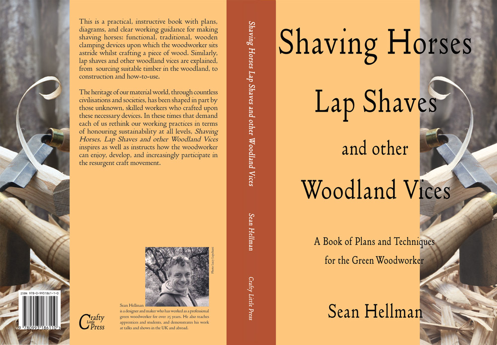 Shaving Horses, Lap Shaves - Sean Hellman