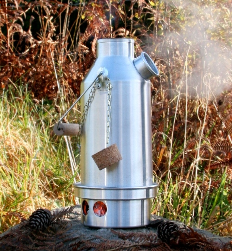 Kelly Kettle Small 'Trekker' - Aluminium (0.57 ltr)