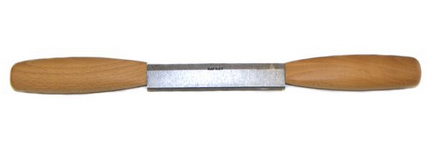 Ray Iles Straight Drawknife / Pushknife