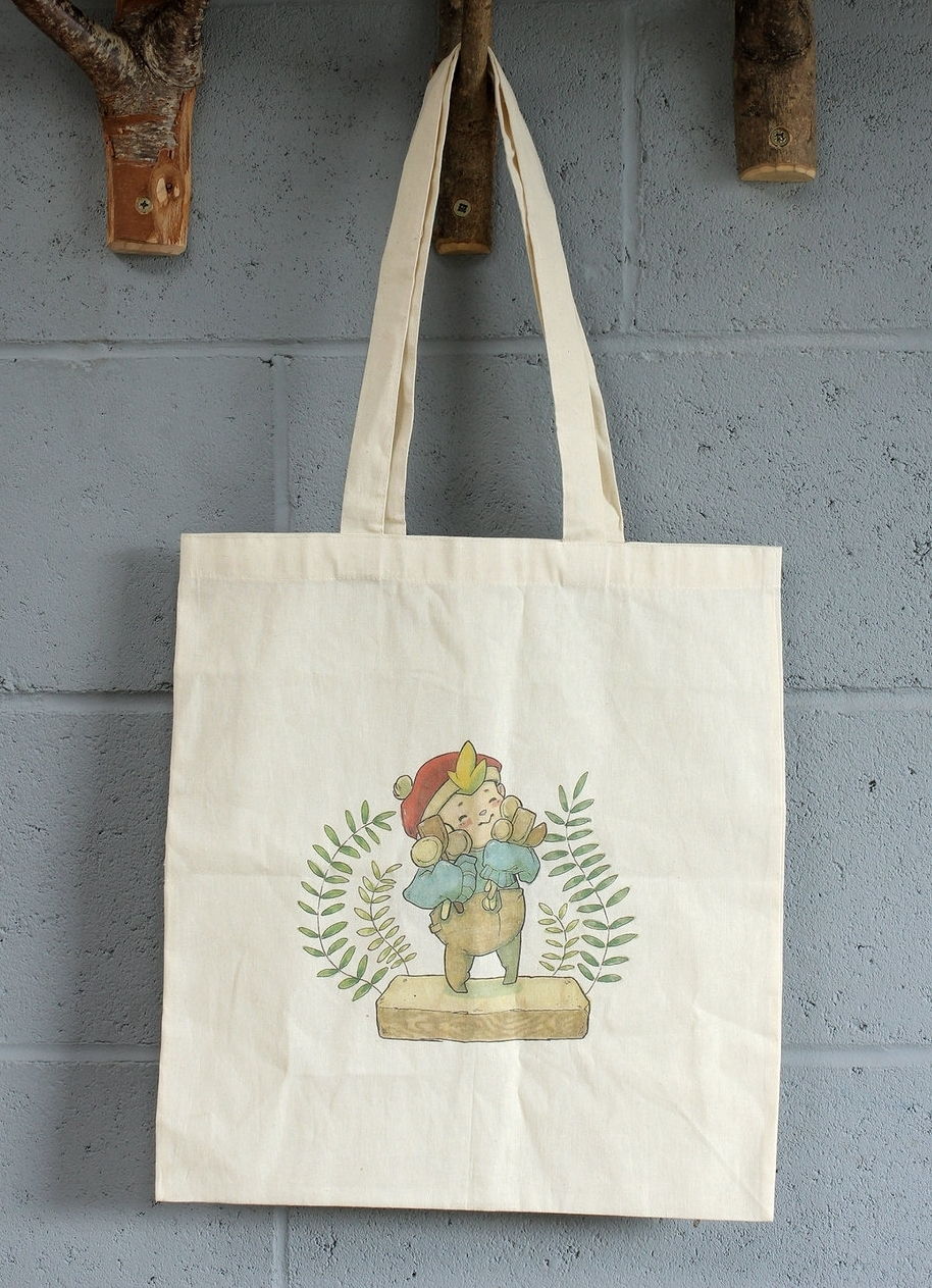 Spoon Makers Tote Bag